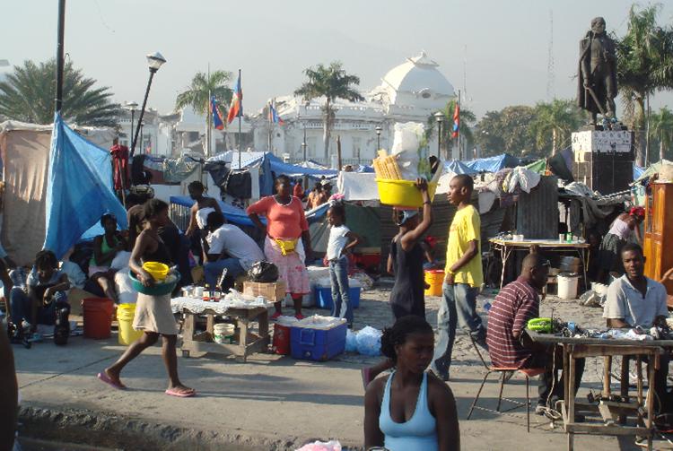 Haïti: les défis de récupération métropolitains et développement durable